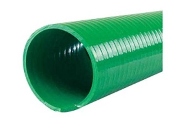 Green PVC Water Suction Hose